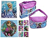 Disney Frozen Carry and Go 2 Fashion Puzzle with Bag (48-piece)