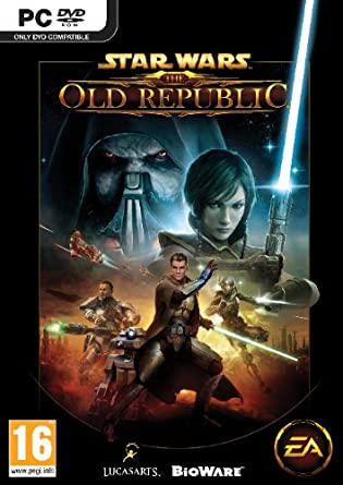 Star wars the old republic pc dvd amazon pc video games star wars the old republic pc dvd fandeluxe Image collections