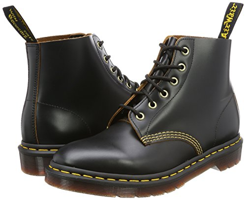 Dr. Martens Unisex 101 Smooth Archive 6 Eyelet Boot