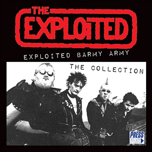 The Exploited - Exploited Barmy Army - 3CD - FLAC - 2016 - NBFLAC Download