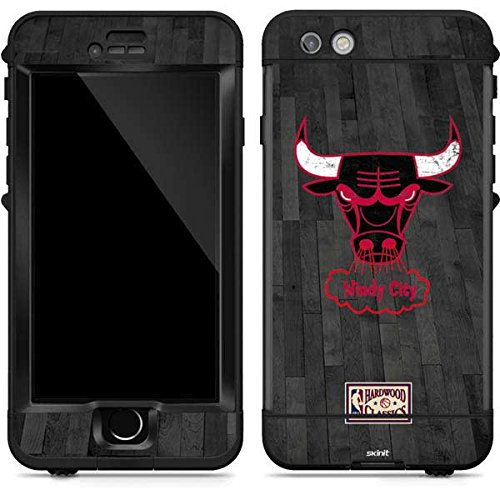 - Skinit Chicago Bulls Hardwood Classics LifeProof Nuud iPhone 6s Plus Skin for CASE - Officially Licensed NBA Skin for Popular Cases Decal - Ultra Thin, Lightweight Vinyl Decal Protection