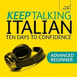 Keep Talking Italian Speech