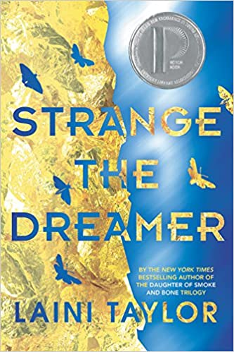 Image result for strange the dreamer laini taylor""