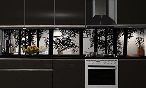Küchenrückwand-Folie Klebefolie Spritzschutz Küche Fliesenspiegel ...