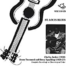 St Louis Blues by Various Artists (1998-06-19)