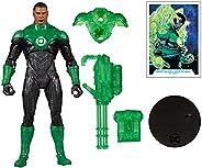 DC McFarlane Boneco Green Lantern