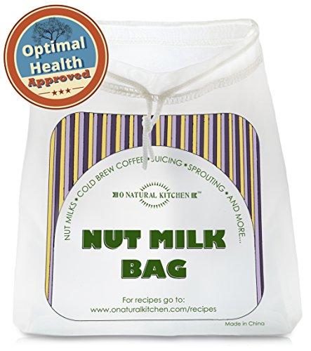 Nut Milk Bag - Best Reusable Commercial Grade All Purpose Pr