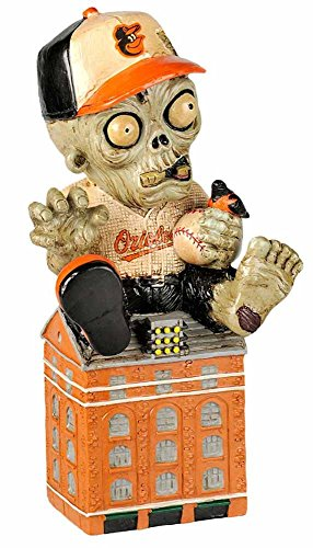 (Baltimore Orioles Resin Thematic Zombie Figurine)