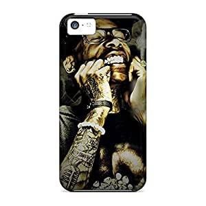 Hard cell phone carrying shells New Fashion Cases Protection iphone 6 4.7'' - rapper wiz khalifa