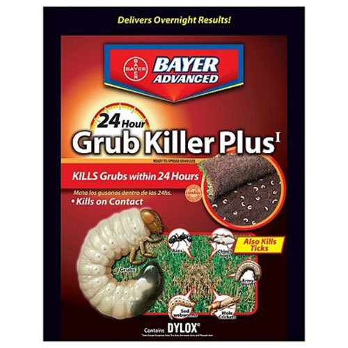 Bayer Advanced 700745S 24 Hour Grub Killer Plus, Granules...