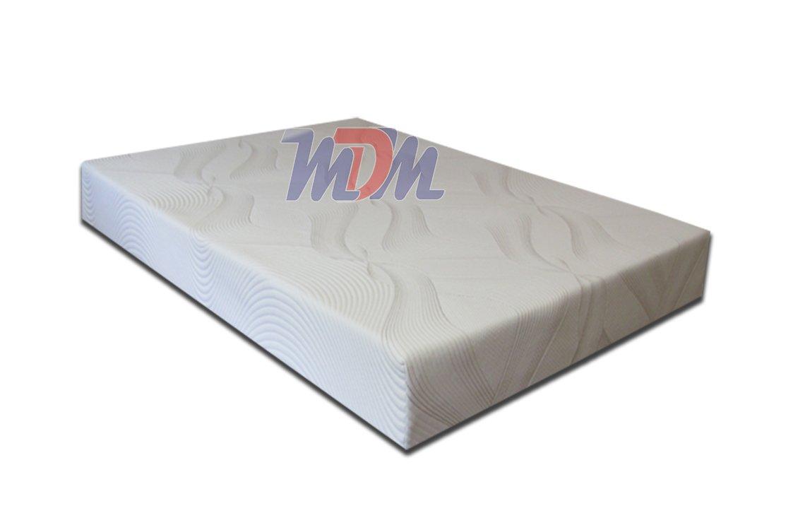 amazon com custom classic gel 72x80 rv king mattress gel memory