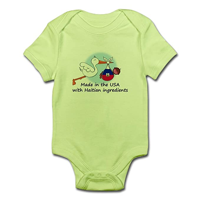 CafePress Cute Infant Bodysuit Baby Romper Salsa