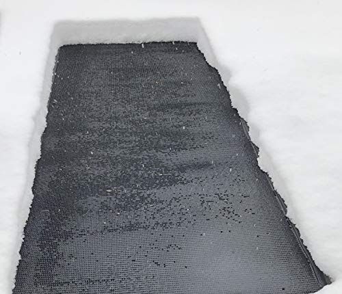 Powerblanket WM36x60 Summerstep Snow and Ice Melting Heated Walkway Mat, Anti-Slip, 120V, 500W, 3