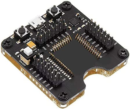 QinMei Zhou ESP32 Prova Tabellone Parete Batch Masterizzare Fissaggio min Sistema Development Board for ESP-WROOM-32 ESP-32S