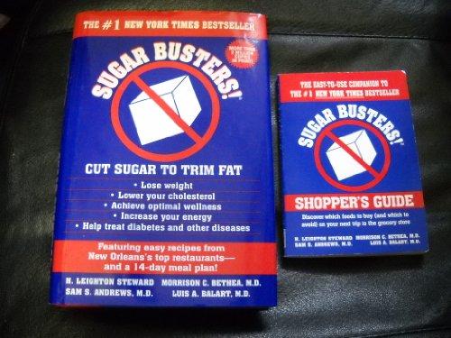 Shopper Trim (Sugar Busters:Cut Sugar to Trim Fat & Sugar Busters Shoppers Guide 2-Book Set (Hardcover))