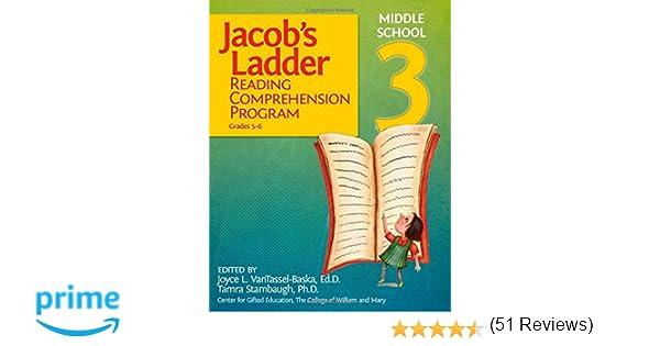 Amazon.com: Jacob's Ladder Reading Comprehension Program - Level 3 ...