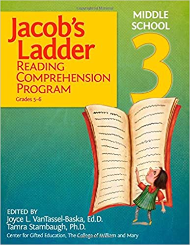 Amazon.com: Jacob's Ladder Reading Comprehension Program - Level 3 ...