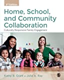 img - for Home, School, and Community Collaboration: Culturally Responsive Family Engagement book / textbook / text book