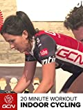 Indoor Cycling - 20 Minute Workout
