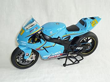 Suzuki Gsv R John Hopkins 2006 Motogp Moto Gp 1/12 Altaya By Ixo
