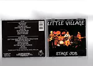 Stage Job (Live Chicago April 15Th, 1992) (2CD)