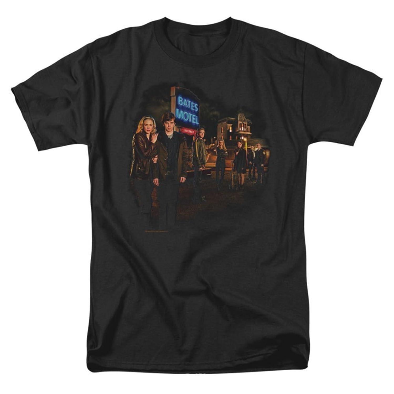 Bates Motel - Mens Cast T-Shirt