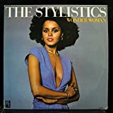 The Stylistics Wonder Woman vinyl record