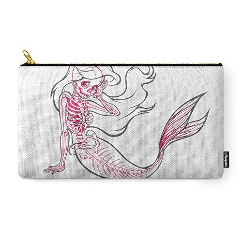 Society6 Little Mermaid Xray Carry-All Pouch Medium (9.5