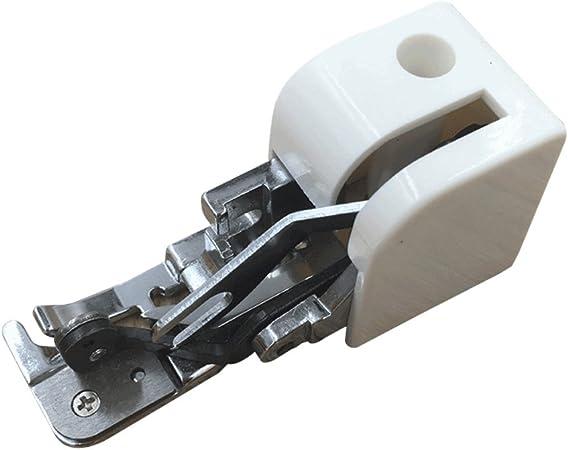 joyliveCY Accesorio prensatelas con Cortador de Recortes de Puntos overlock para máquina de Coser doméstica: Amazon.es: Hogar