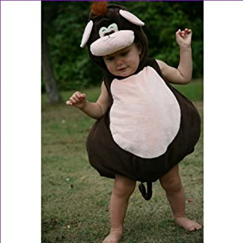 Monkey (Deluxe) - Infant/Toddler Costume 6-12 months (disfraz ...