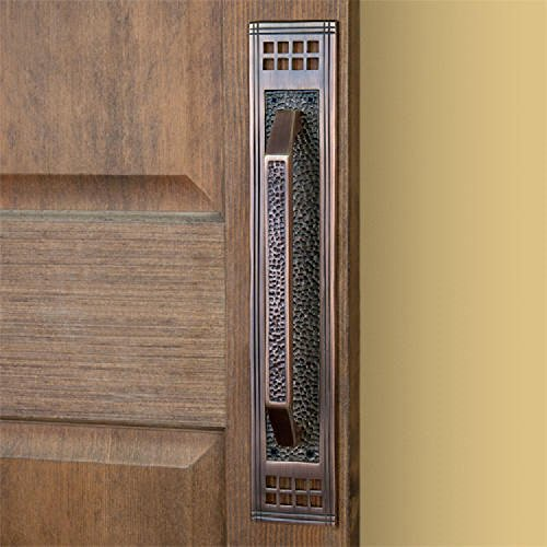 Naiture Mission Door Pull in Oil Rubbed Bronze Finish by SH