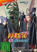 Naruto Shippuden - Staffel 14 - Box 2 - Folgen 529-540