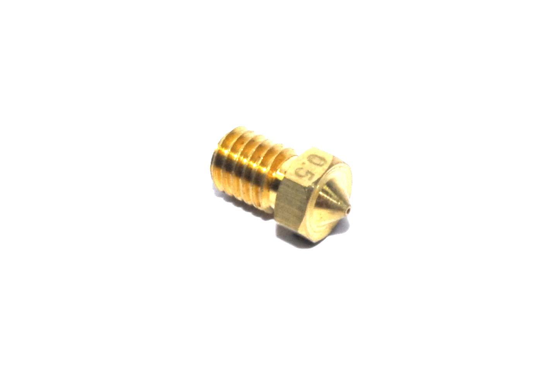 Ultimaker V6 - Boquilla de filamento para impresora 3D (0,5 mm, 3 ...