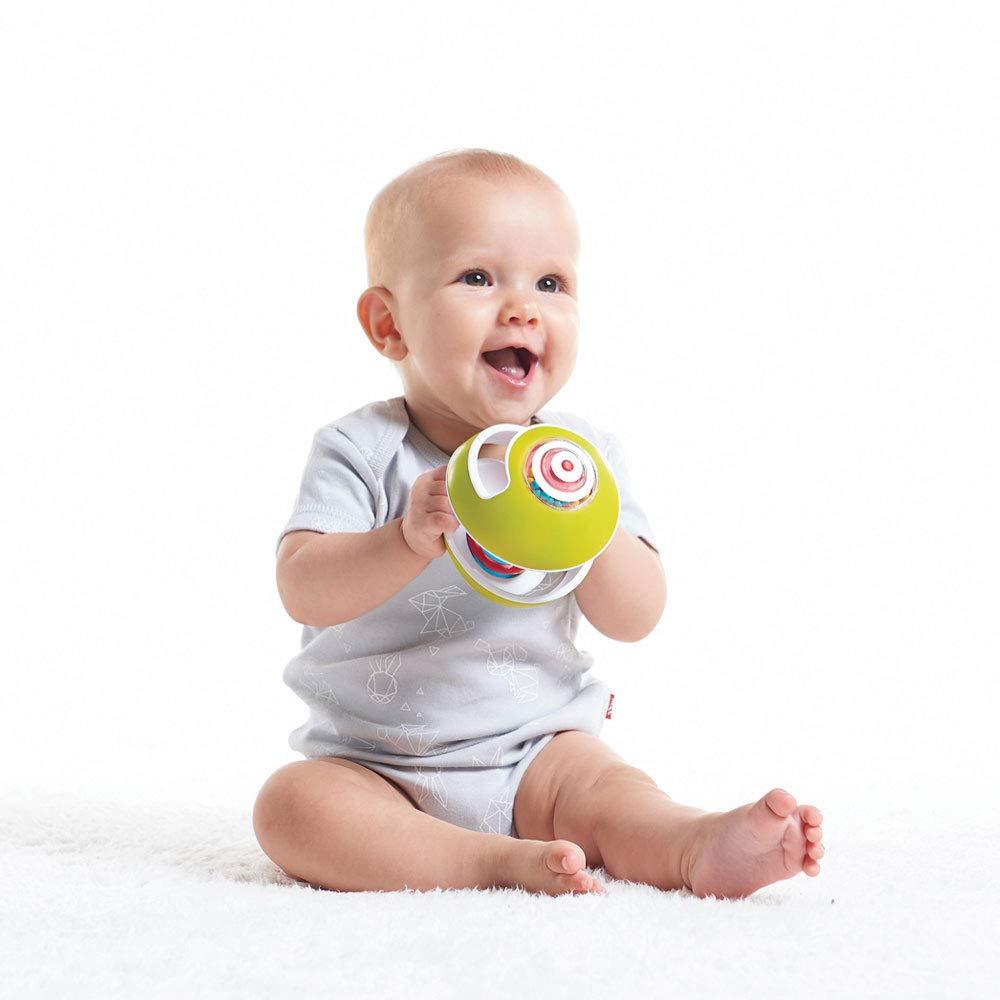 Tiny Love ESPIRAL DE ACTIVIDADES Rojo color rojo f/ácil de agarrar y perfecto para la dentici/ón Juguete para el desarrollo del beb/é