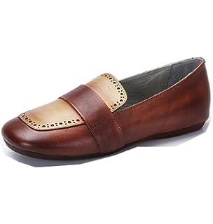 ZFNYY Chaussures Plates Rétro Couleur Mode Confort Chaussures Dames Occasionnels