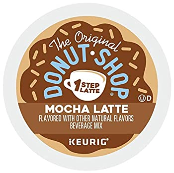 The Original Donut Shop Latte Mocha K-cups