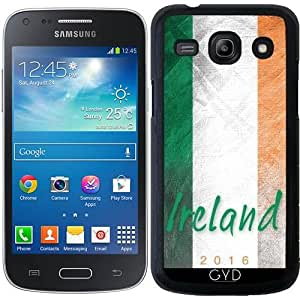 Funda para Samsung Galaxy Core Plus (SM-G350) - Bandera De Irlanda by Julien Kaltnecker