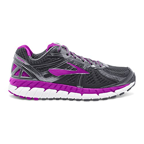 Grey Brooks Women's Anthracite Red Purple Flower Primer Shoes Adrenaline ASR Running Blue 13 Cactus qqZOSrnxd