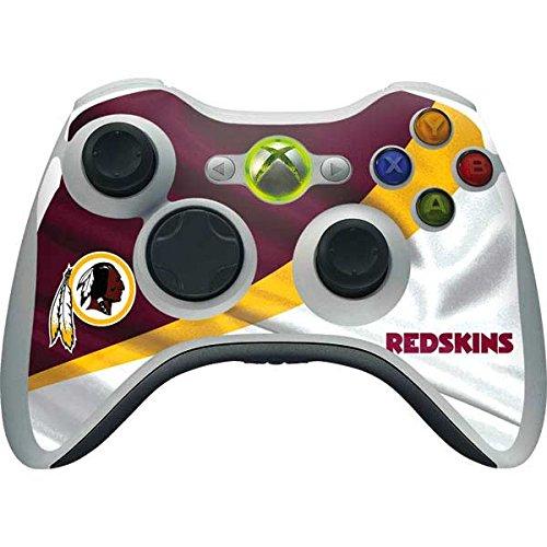 Washington Redskins Xbox 360 Wireless Controller Skin - Washington Redskins | NFL & Skinit Skin - Nfl Washington Redskins Controller