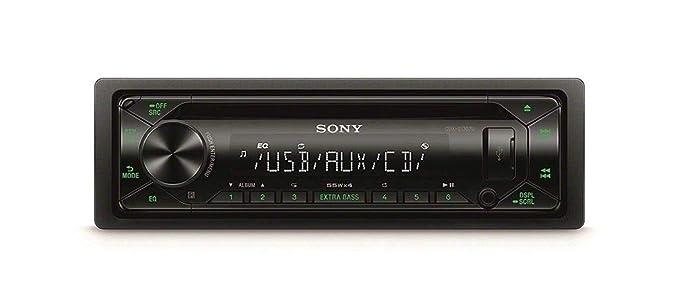 Autoradio Radio JVC KD-X151 JUST SOUND best choice for caraudio USB Einbauzubeh/ör Android 4x50Watt Einbauset f/ür Smart ForTwo 450 grau MP3