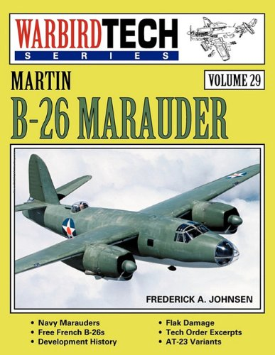 Martin B-26 Marauder - Warbird Tech Vol. 29 for sale  Delivered anywhere in USA