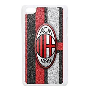 ac milan Custom Printed Phone Case For Ipod Touch 4 NC1Q03565
