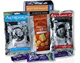 Astronaut Snack Pack - Moon Cheese, Astronaut Ice Cream, Space Food Sticks, Astro Grapes and Splashdown