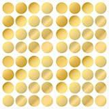 Wall Pops WPD1642 Gold Confetti Dot Decals Picture
