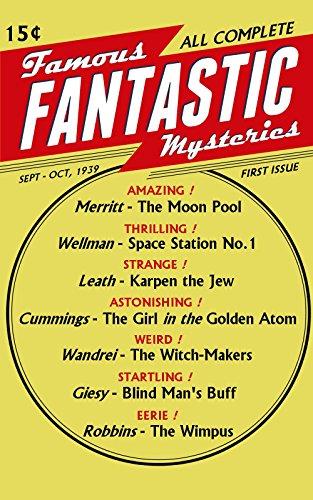 Famous Fantastic Mysteries, September 1939