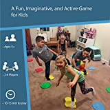 The Floor is Lava - Interactive Game for Kids and