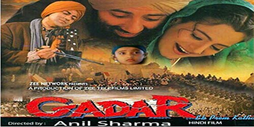 Amazon.in: Buy Gadar: Ek Prem Katha (2001) DVD, Blu-ray Online at Best  Prices in India   Movies & TV Shows