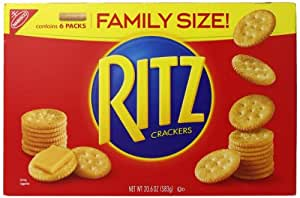Ritz Crackers, Original, 20.6 Ounce