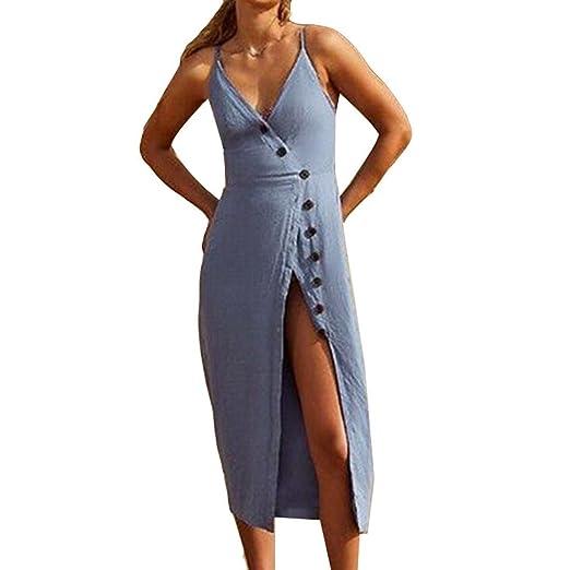 9f595dc4dd2 Amazon.com  Hunzed Women Casual Dress