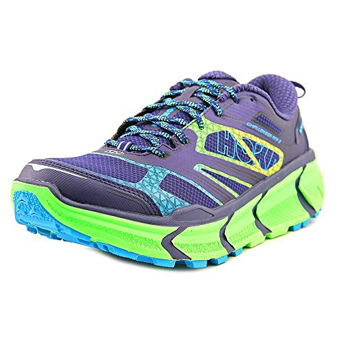 Hoka One One Mens Challenger ATR 2 Astral Aura/Neon Green 9 M